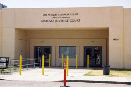 Central Juvenile Hall on Eastlake Avenue
